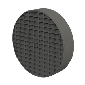 DF16 Light Baffle With Mesh