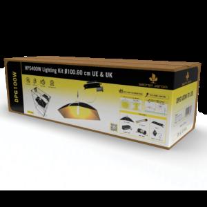 HPS400W Beleuchtungskit Ø100cmx60cm UE & UK