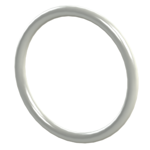 10x Link Ring O Shape